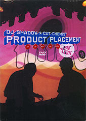 DJ Shadow & Cut Chemist - Product Placement, DVD - The Giant Peach