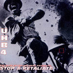 Sunspot Jonz - UHB4 Stop and Retaliate, CD - The Giant Peach