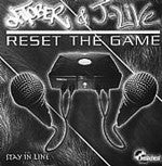 "Oktober & J-Live - Reset The Game, 12"" Vinyl - The Giant Peach"