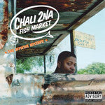 Chali 2NA - Fish Market, CD - The Giant Peach