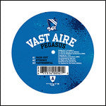 "Vast Aire - Pegasus b/w Red Pill, 12"" Vinyl - The Giant Peach"