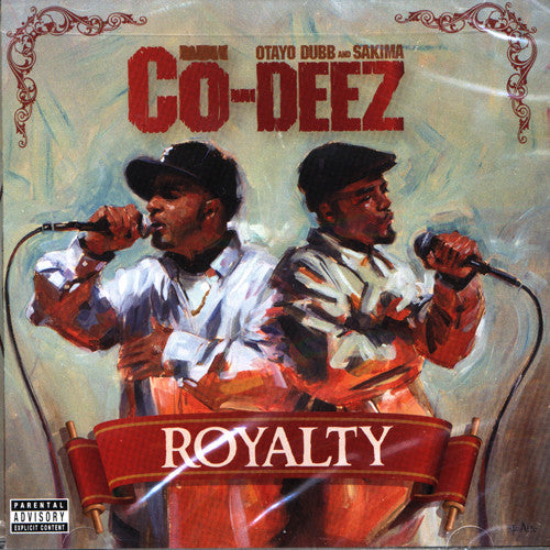 Co-Deez - Royalty, CD - The Giant Peach
