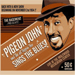 Pigeon John - Sings The Blues, CD - The Giant Peach
