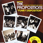 The Propositions - Funky Disposition: Propositions Collection, 2XCD - The Giant Peach