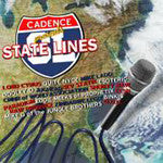 Cadence - Presents State Lines, CD - The Giant Peach