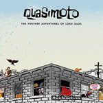 Quasimoto - The Further Adventures of Lord Quas, CD - The Giant Peach