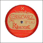 "C-Rayz Walz - R'thentic b/w Street Reppin, 12"" Vinyl - The Giant Peach"