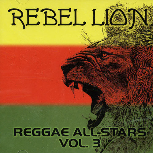 Rebel Lion - Reggae All-Stars Vol. 3, CD - The Giant Peach