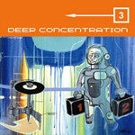 Om Records - Deep Concentration  Vol. 3, CD - The Giant Peach