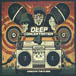 Om Records - Deep Concentration  Vol. 4, CD - The Giant Peach
