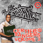 DJ Graffiti - Certified Bangers Vol. 2, CD - The Giant Peach