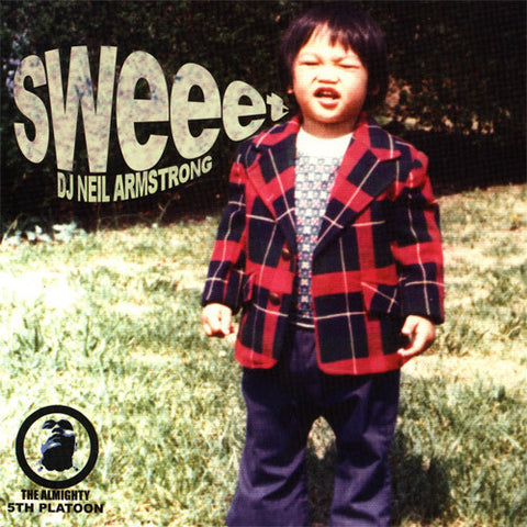 DJ Neil Armstrong - Sweeet, Mixed CD - The Giant Peach
