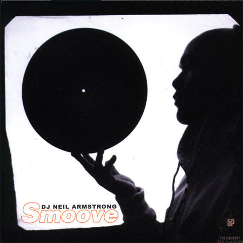 DJ Neil Armstrong - Smoove, Mixed CD