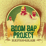 Boom Bap Project - Reprogram, 2XLP Vinyl - The Giant Peach