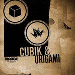Cubik and Origami- Self Titled, CD - The Giant Peach