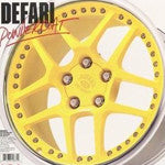 "Defari - The Bizness b/w Powder Coat, 12"" Vinyl - The Giant Peach"