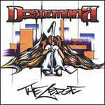 Desdamona - The Ledge, CD - The Giant Peach