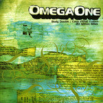 "Omega One Feat. Lo Deck - Body Double b/w 20 Million Miles, 12"" Vinyl - The Giant Peach"