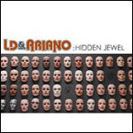 "LD & ARIANO - Hidden Jewel, 12"" Vinyl - The Giant Peach"