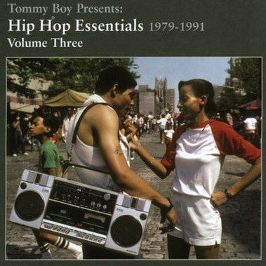 Tommy Boy Presents - Hip Hop Essentials 1979-1991 Vol. 3, CD - The Giant Peach