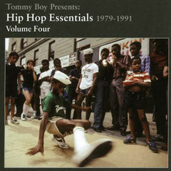 Tommy Boy Presents - Hip Hop Essentials 1979-1991 Vol. 4, CD - The Giant Peach