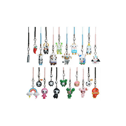 tokidoki - Frenzies Phone Charms (Blind Assortment) - The Giant Peach