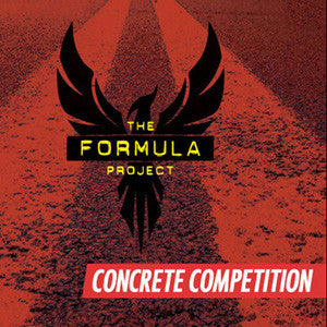 The Formula Project - Concrete Competition, CD - The Giant Peach