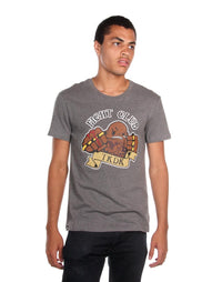 tokidoki - The First Rule Men's Shirt, Dark Grey Heather - The Giant Peach