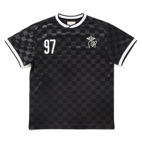 The Quiet Life - Goalie Men's Soccer Jersey, Black