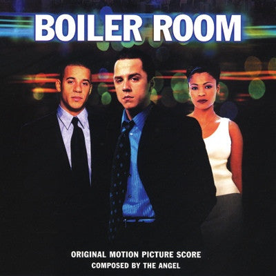 The Angel - The Boiler Room Score, CD - The Giant Peach