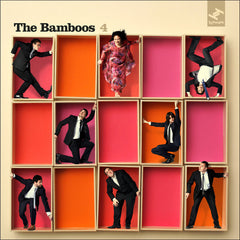 The Bamboos - 4, CD - The Giant Peach