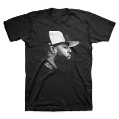 J Dilla - The Legend Men's Shirt, Black - The Giant Peach - 1