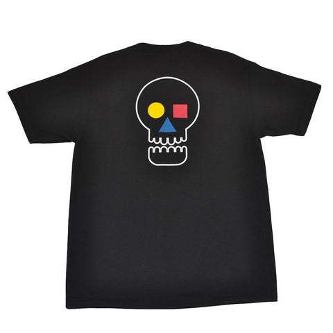 The Quiet Life - Bauhaus Skull Men's Shirt, Black