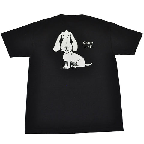 The Quiet Life - Boob Dog Men's Shirt, Black