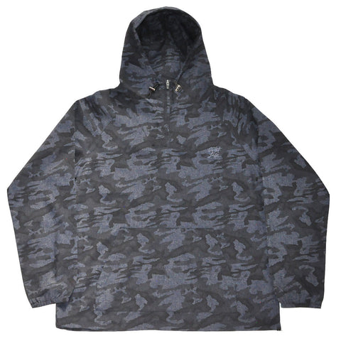 The Quiet Life - Camo Windy Pullover Men