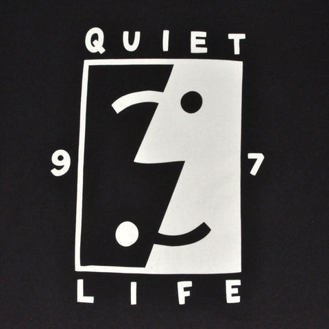 The Quiet Life - Finder Men's L/S Tee, Black