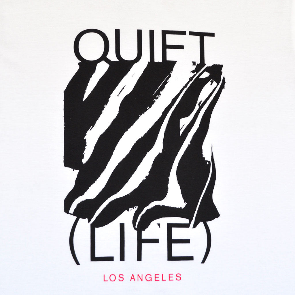 The Quiet Life - Smear Men's Shirt, White