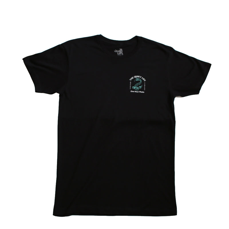 The Quiet Life - Snake Film Premium Men's Tee, Black