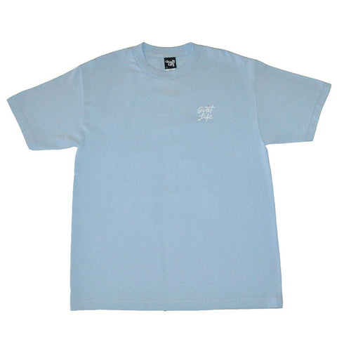 The Quiet Life - Splash Men's Shirt, Light Blue