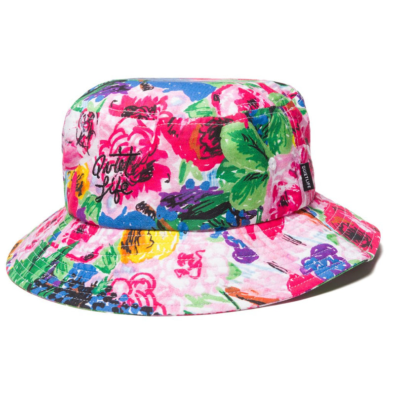 The Quiet Life - Take A Break Bucket Hat, Floral