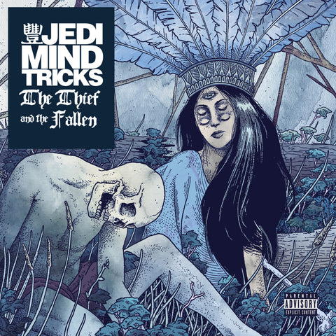Jedi Mind Tricks - The Thief and the Fallen (Deluxe), 2xLP Vinyl
