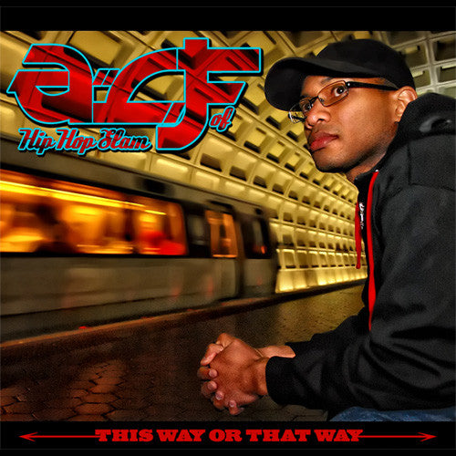 DJ Alf - This Way or That Way, CD - The Giant Peach
