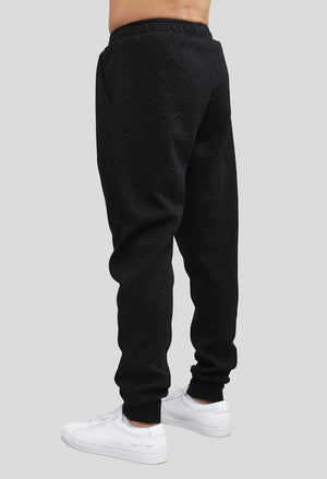Akomplice VSOP - Thor Men's Sweatpants, Black - The Giant Peach