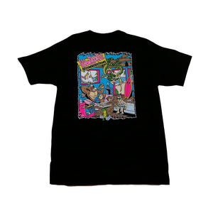 Thrilla Krew - Hardcore Accommodations Men's Tee, Black