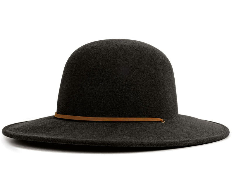 Brixton - Tiller Hat, Black - The Giant Peach