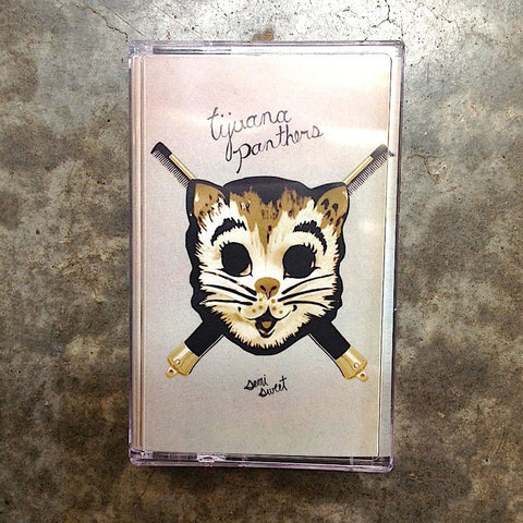 Tijuana Panthers - Semi Sweet, Cassette Tape
