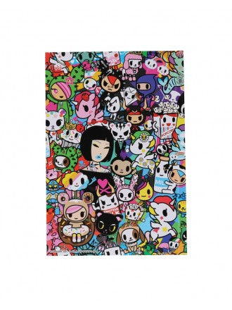 tokidoki - tokidoki All Stars Notebook - The Giant Peach