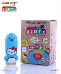 mimoco x Hello Kitty Loves Animals BLOTz Blind Box Flash Drive (2GB) - The Giant Peach - 2