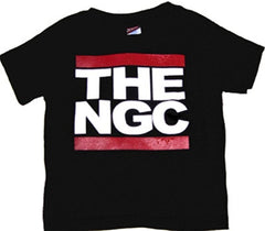 The Nitty Gritty Committee - Audience Infant & Toddler Tee, Black - The Giant Peach