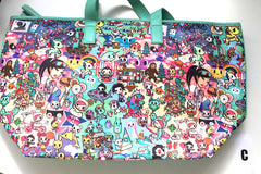 tokidoki - California Dreamin' Tote - The Giant Peach